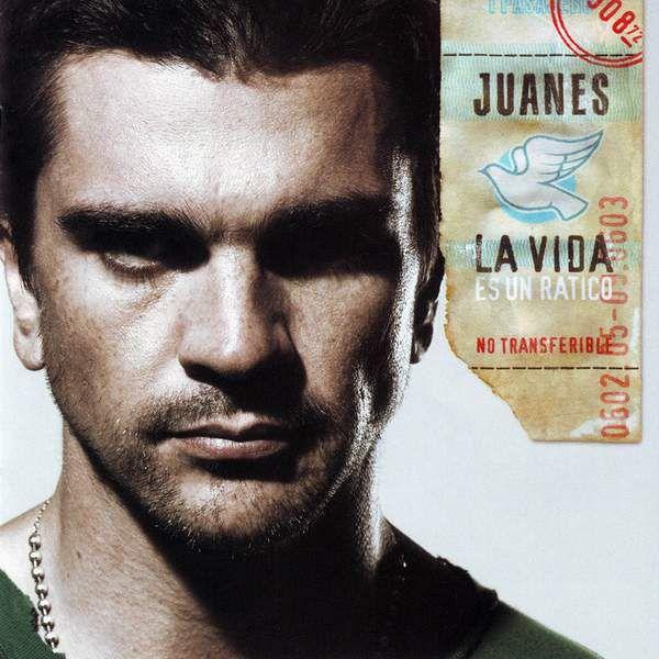 Juanes - La Vida... Es Un Ratico album cover
