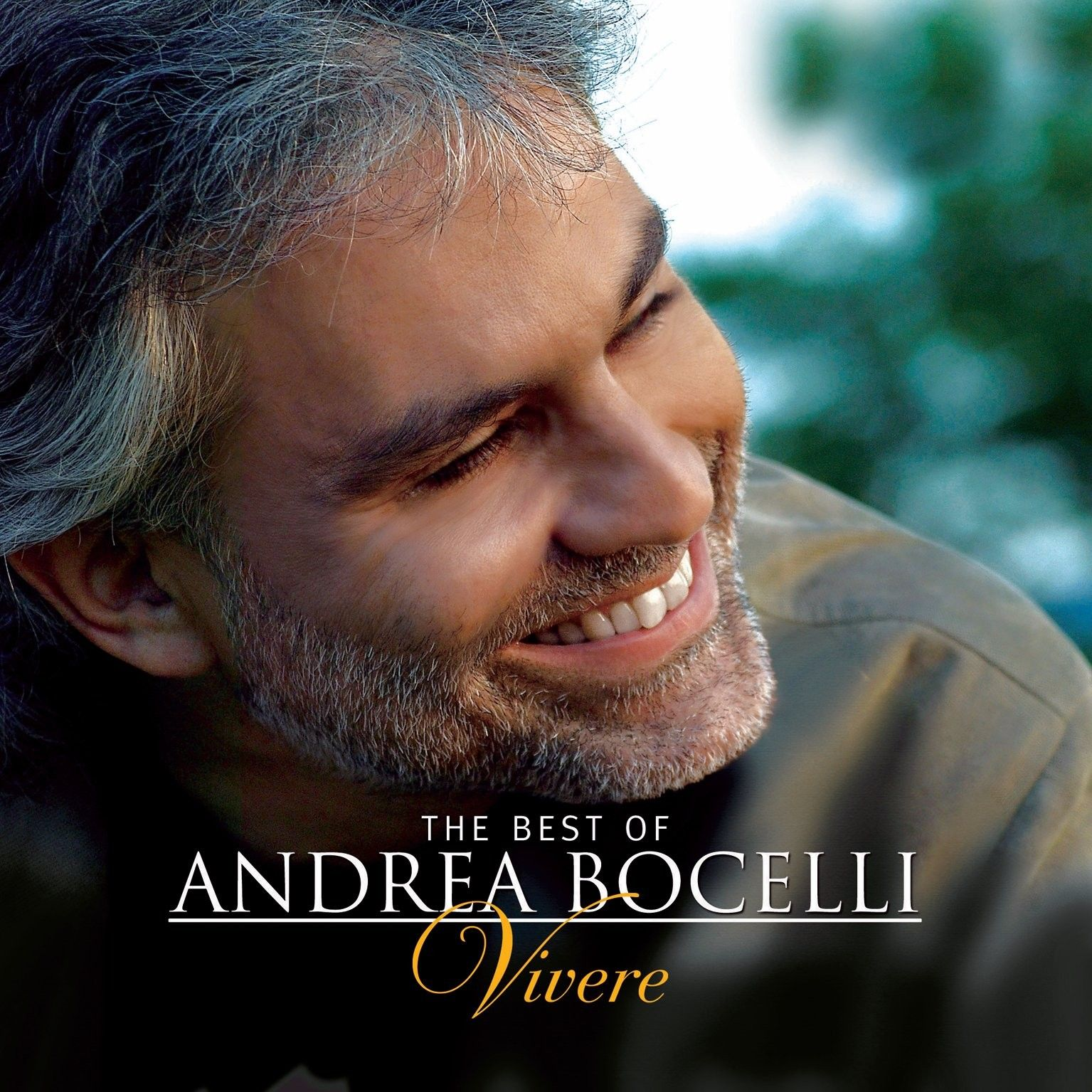 Andrea Bocelli - The Best Of Andrea Bocelli: Vivere album cover