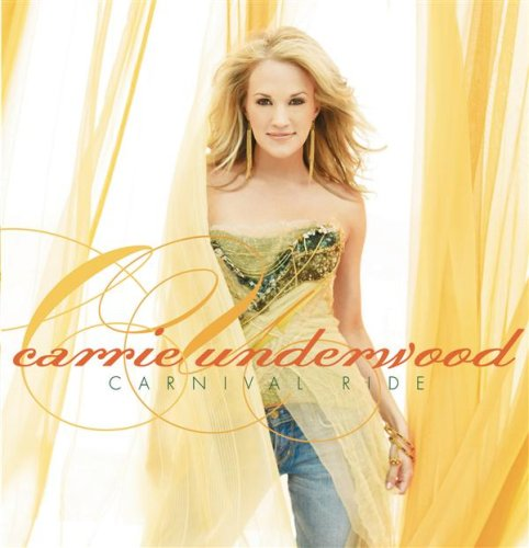 Carrie Underwood - Carnival Ride album cover