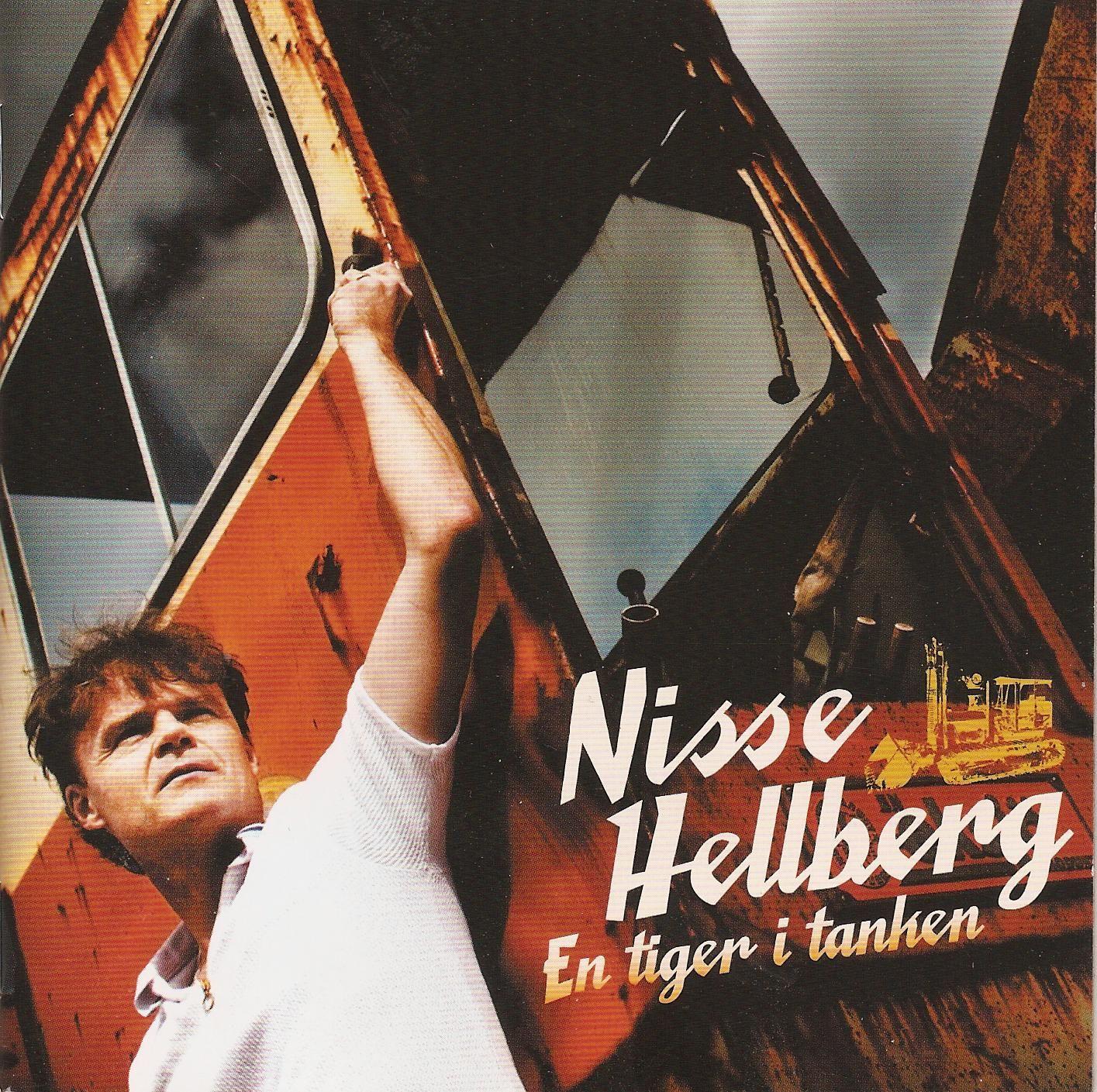 Nisse Hellberg - En Tiger I Tanken album cover