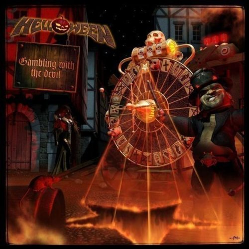 Helloween - Gambling With The Devil album cover