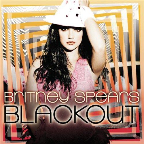 Britney Spears - Blackout album cover