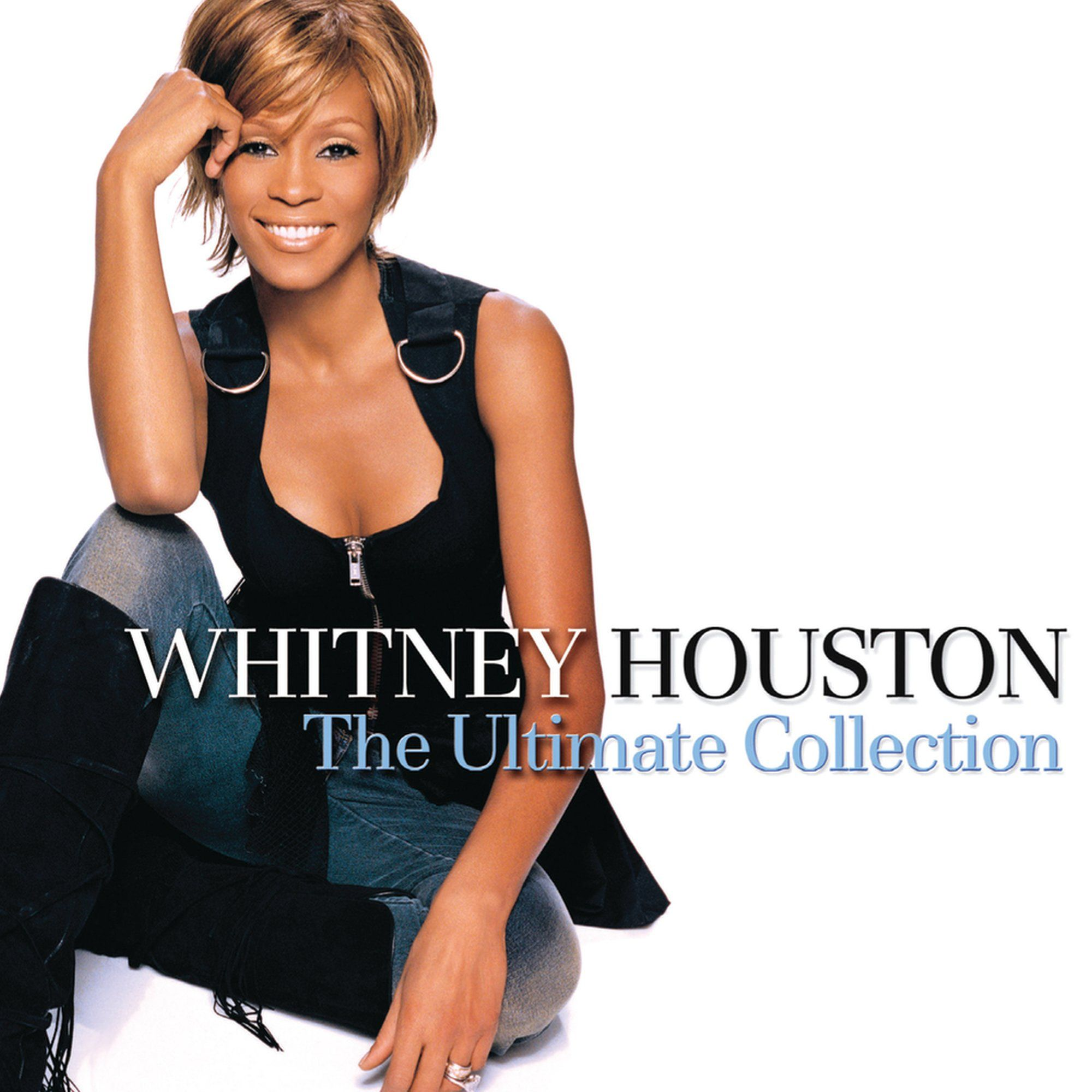 Whitney Houston - The Ultimate Collection album cover