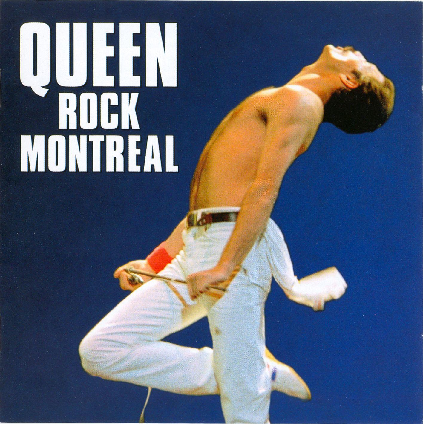 Queen - Rock Montreal album cover