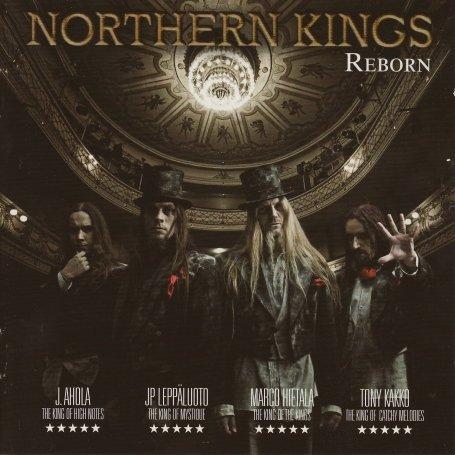 Northern Kings - Reborn album cover