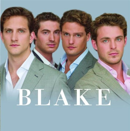Blake - Blake album cover