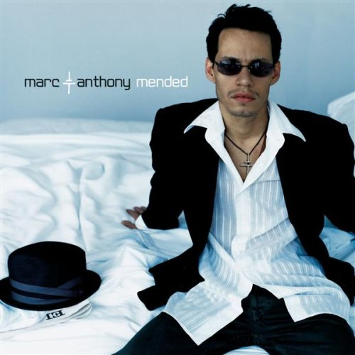 Marc Anthony - Mended album cover