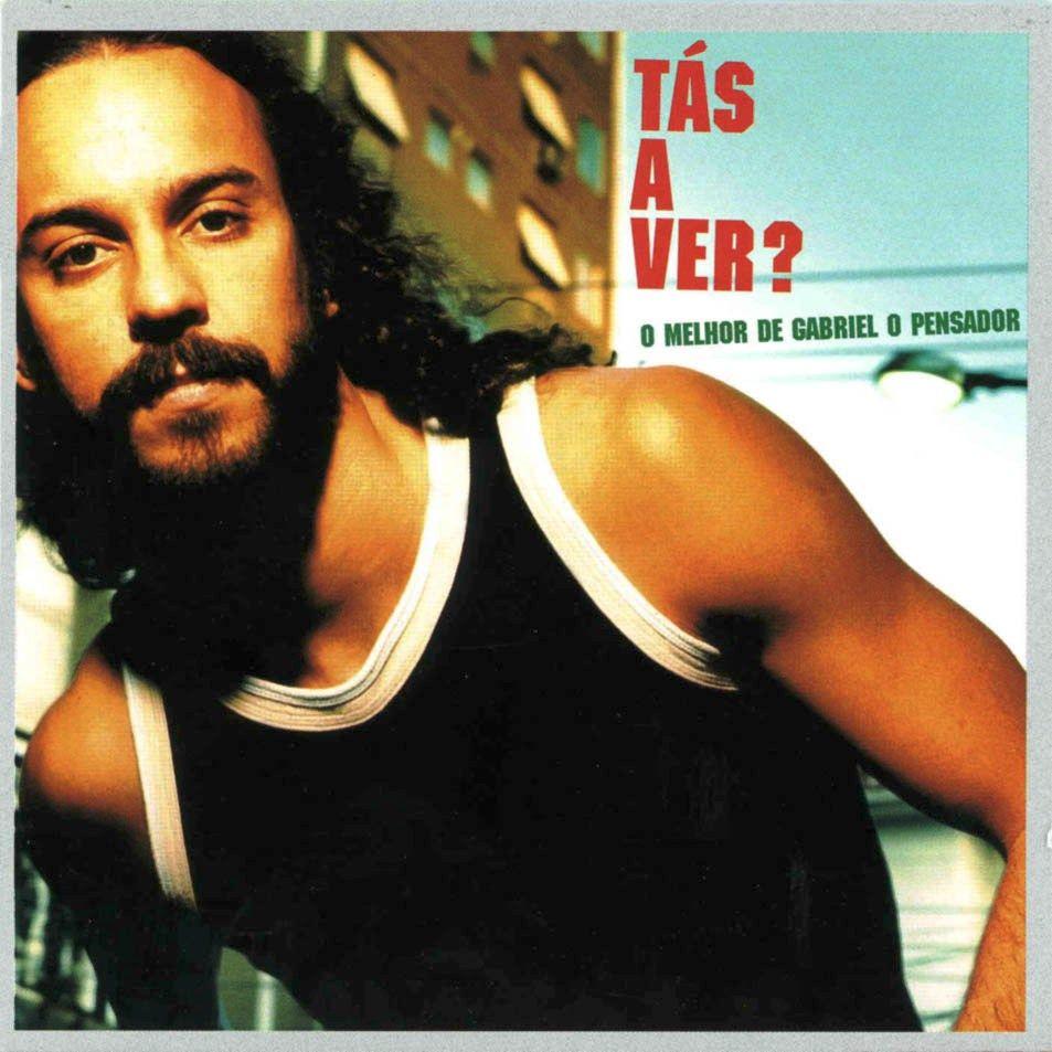 Gabriel O Pensador - Tas A Ver - O Melhor De album cover