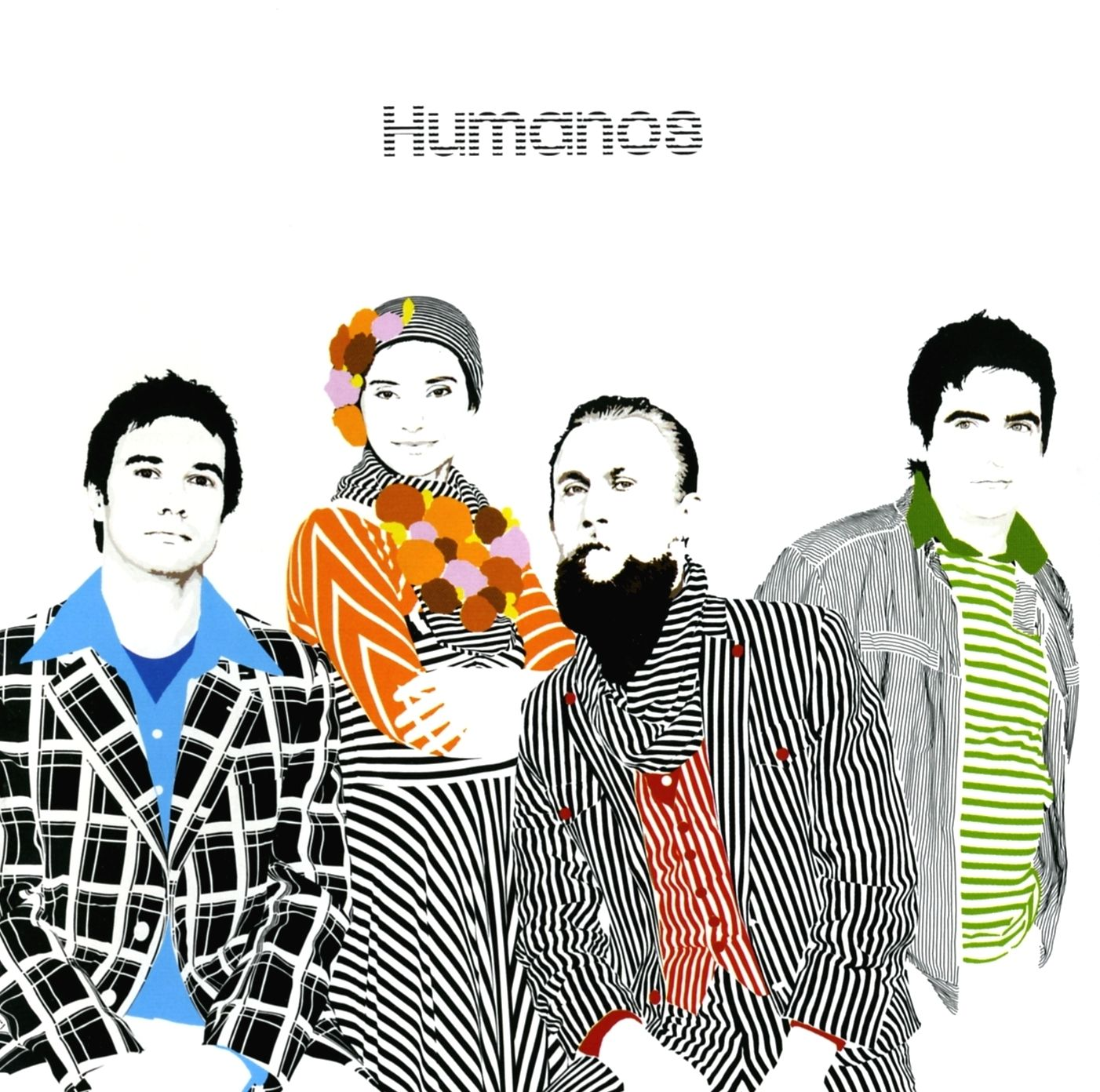 Humanos - Humanos album cover