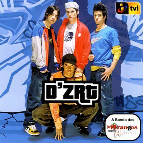 D'zrt - D'zrt album cover