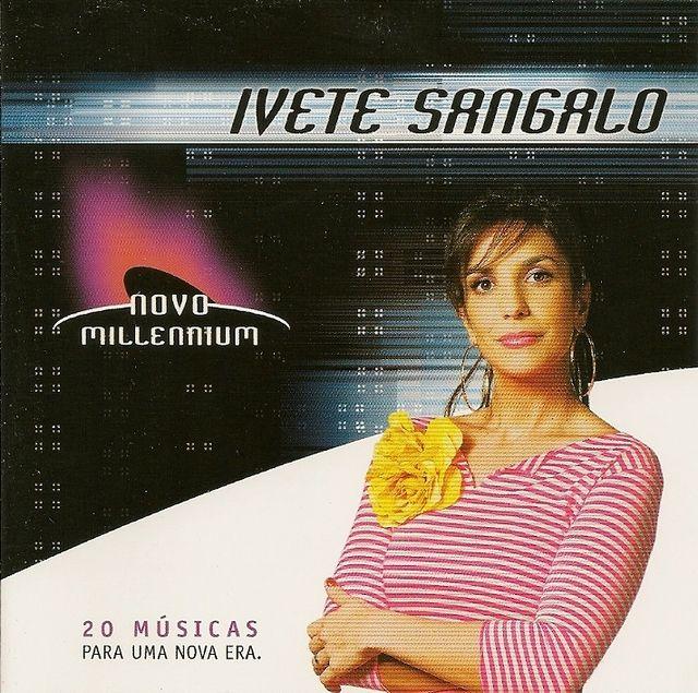 Ivete Sangalo - Novo Millenium album cover