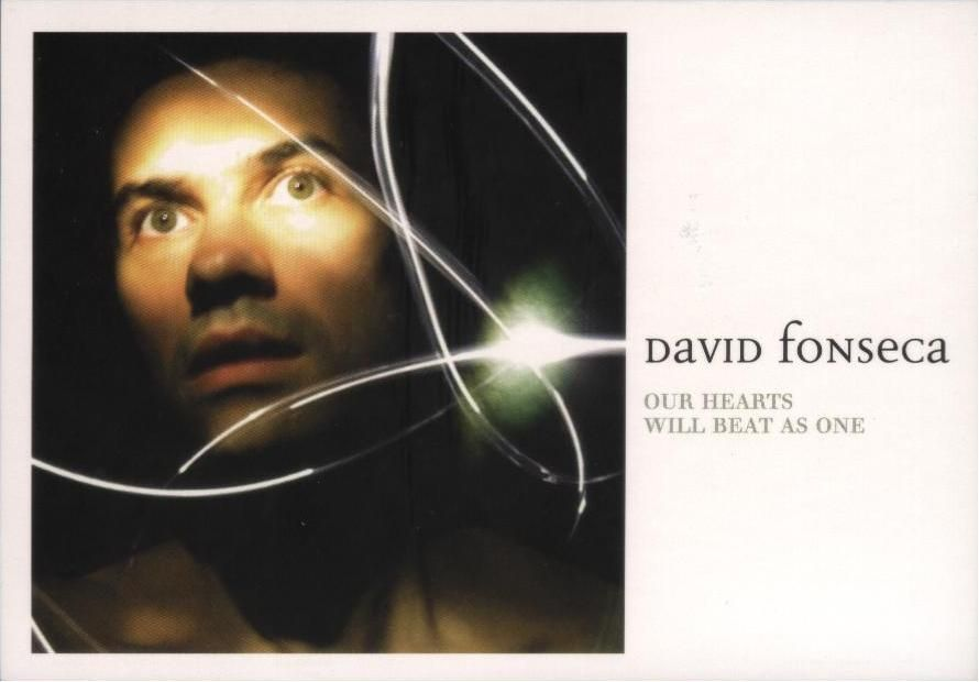 David Fonseca - Our Hearts Will Beat As One album cover