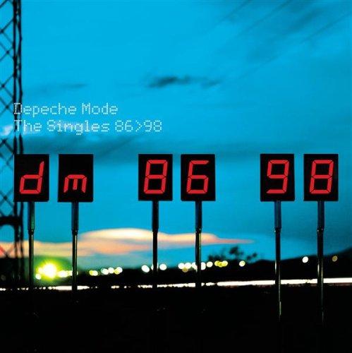 Depeche Mode - The Singles 86>98 album cover