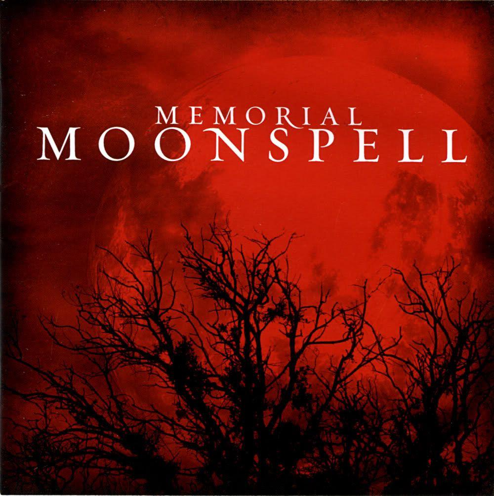 Moonspell - Memorial album cover