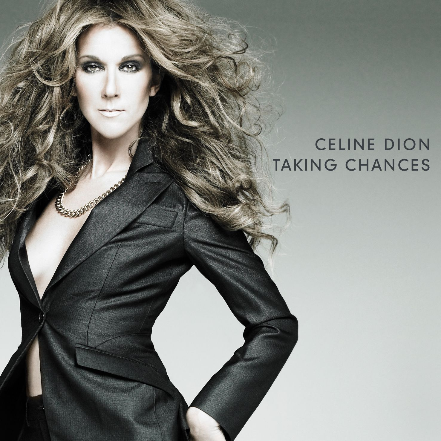 Celine Dion - Taking Chances album cover