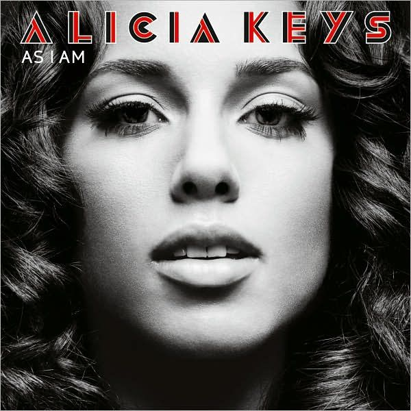Alicia Keys - As I Am album cover