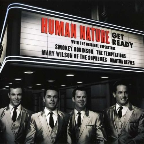 Human Nature - Get Ready album cover