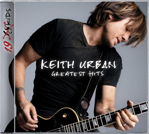 Keith Urban - Greatest Hits album cover