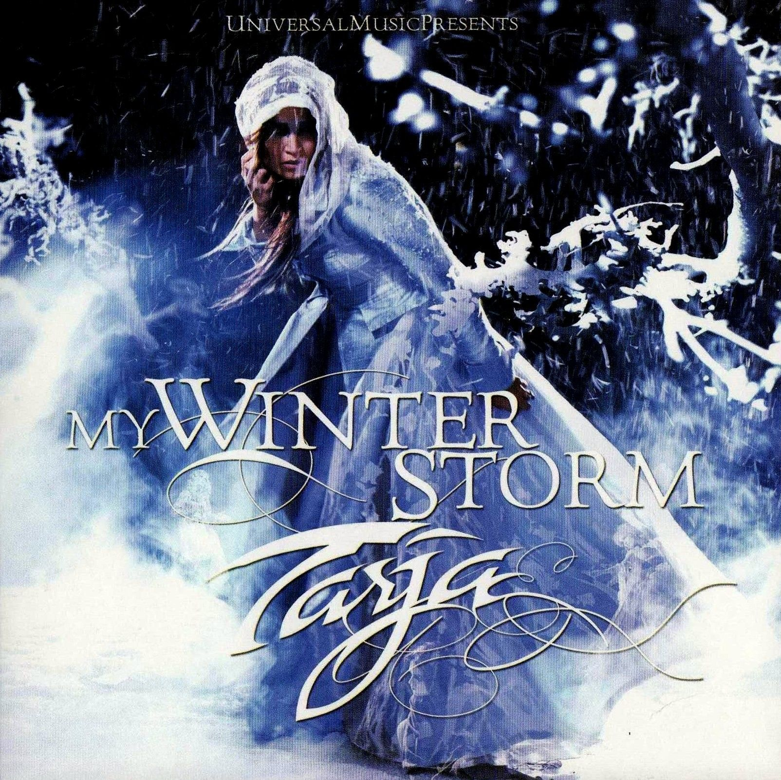 Tarja Turunen - My Winter Storm album cover