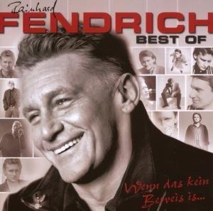 Rainhard Fendrich - Best Of - Wenn Das Kein Beweis Ist album cover