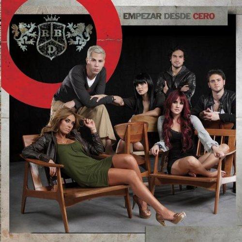 RBD - Empezar Desde Cero album cover