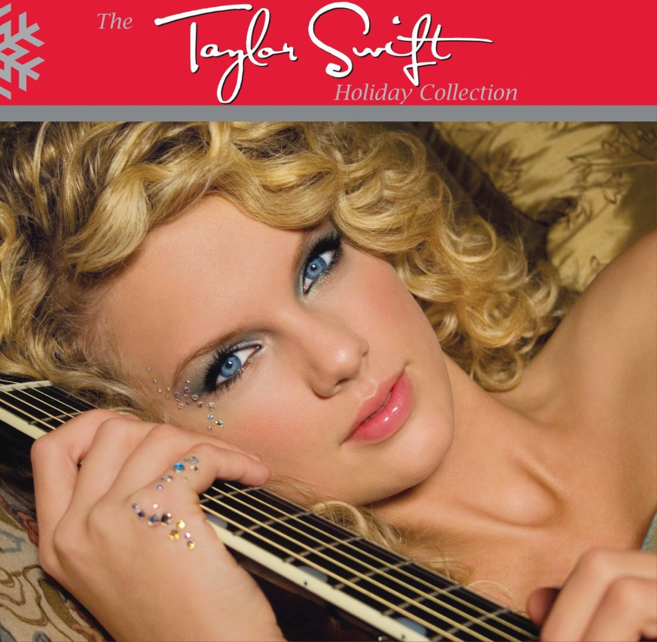 Taylor Swift - Sounds Of The Season: The Taylor Swift Holiday Collection album cover