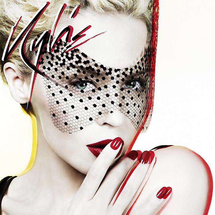 Kylie Minogue - X album cover