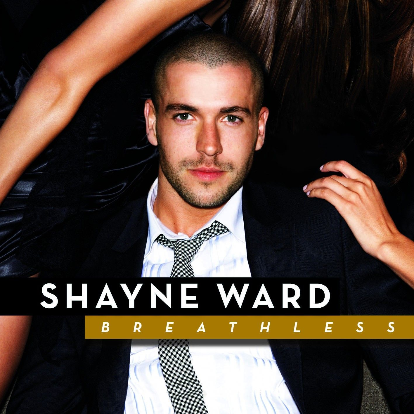 Shayne Ward - Breathless album cover