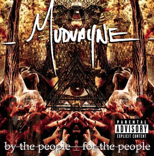 Mudvayne - By The People, For The People album cover