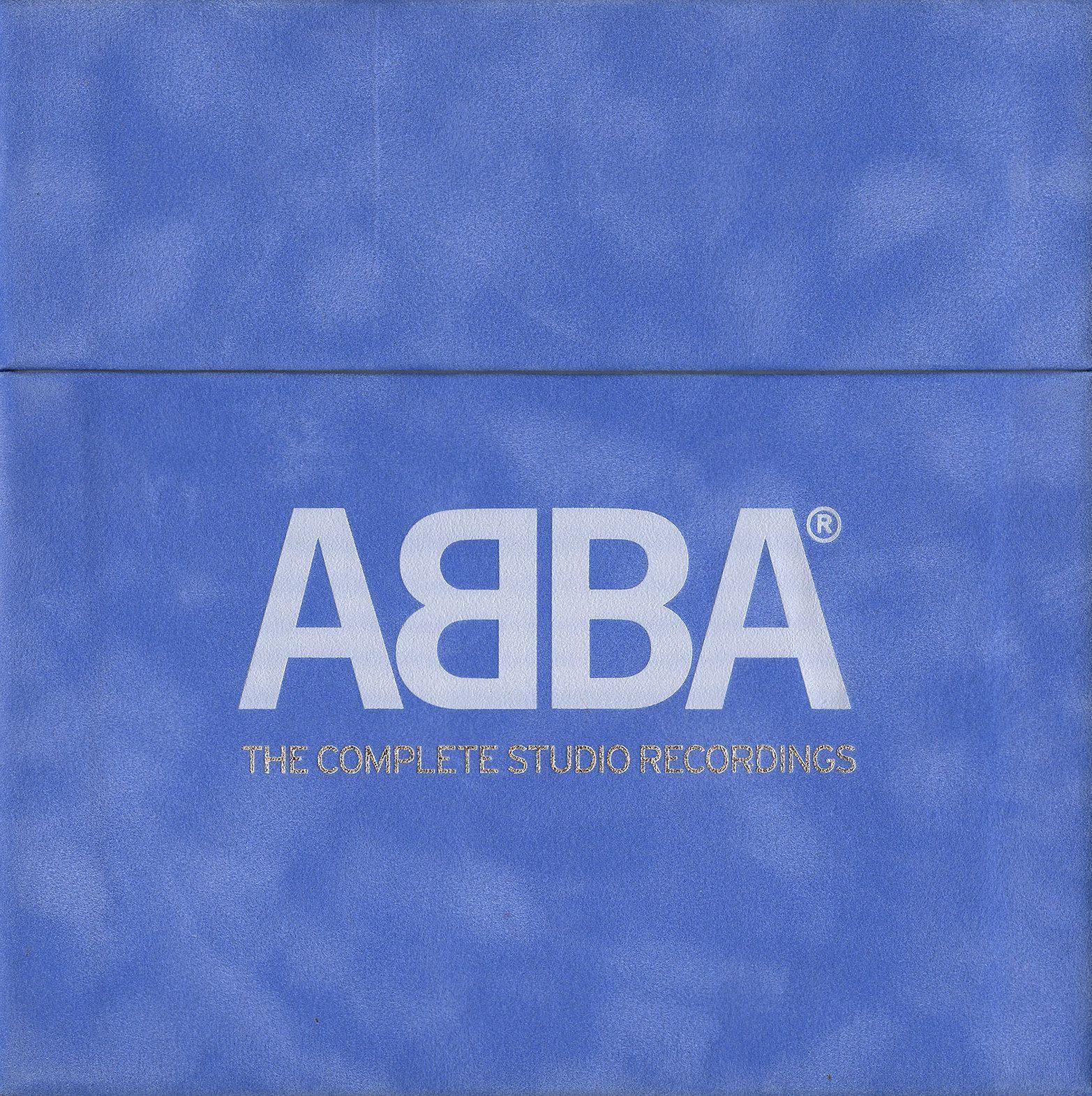 ABBA - The Complete Studio Recordings album cover