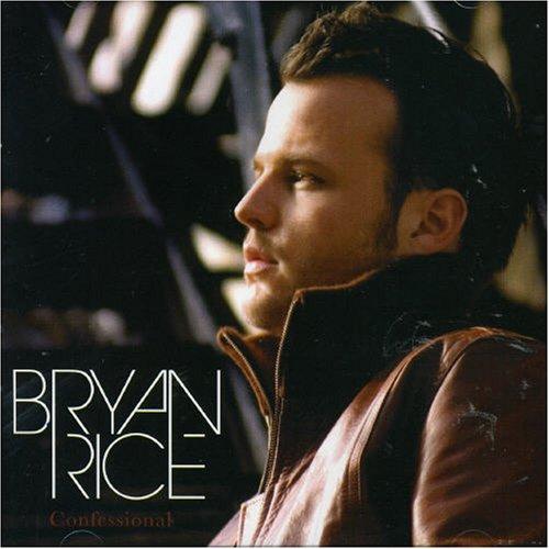 Bryan Rice - Confessional album cover