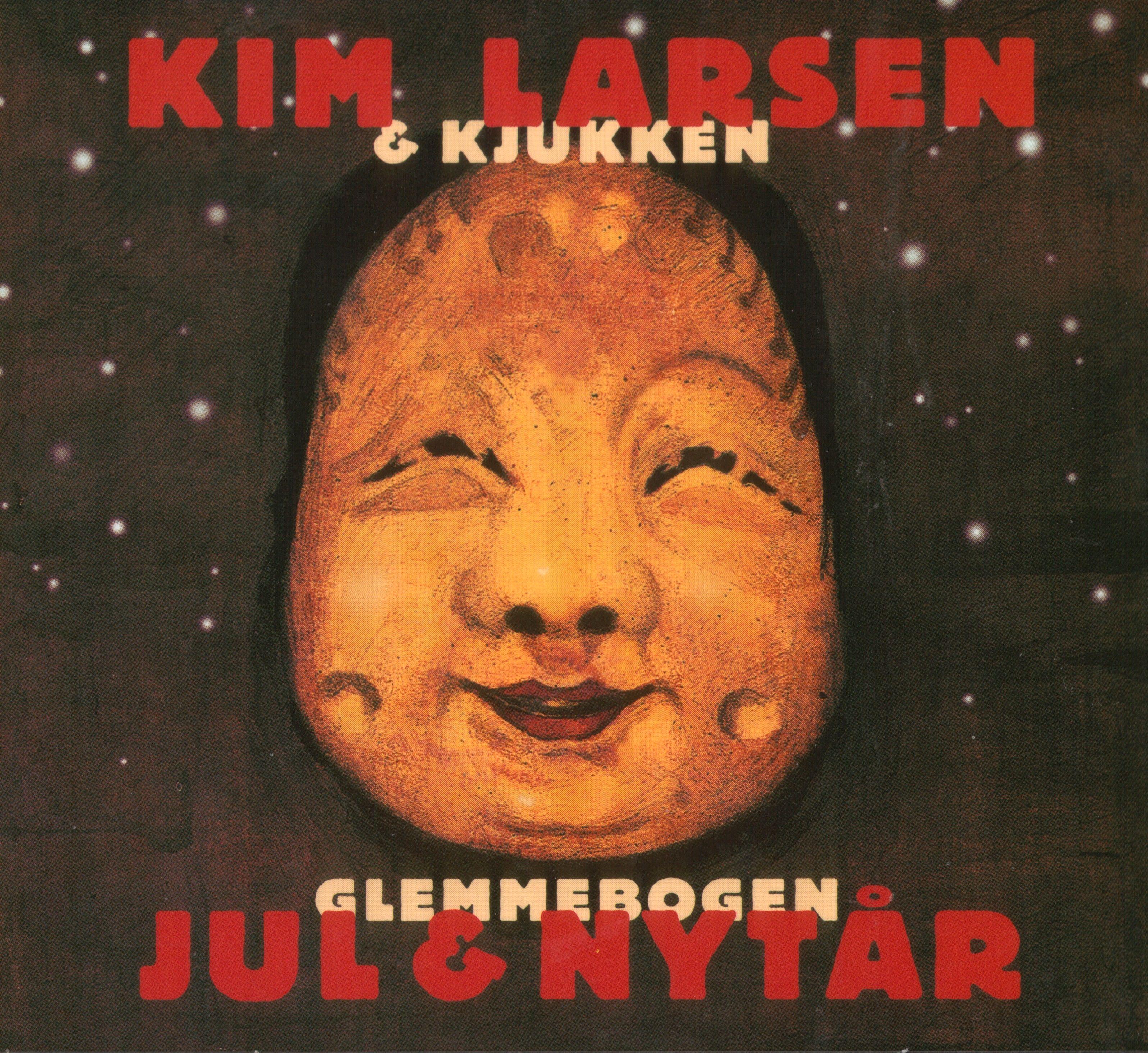 Kim Larsen - Glemmebogen Jul & Nytår album cover
