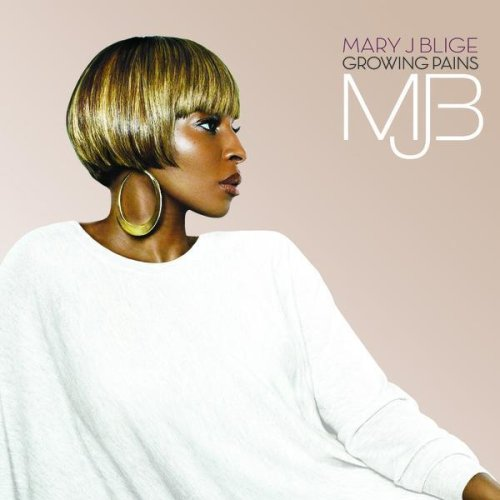 Mary J. Blige - Growing Pains album cover