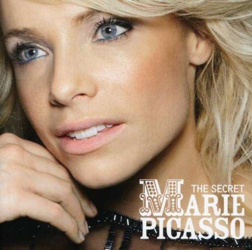 Marie Picasso - The Secret album cover