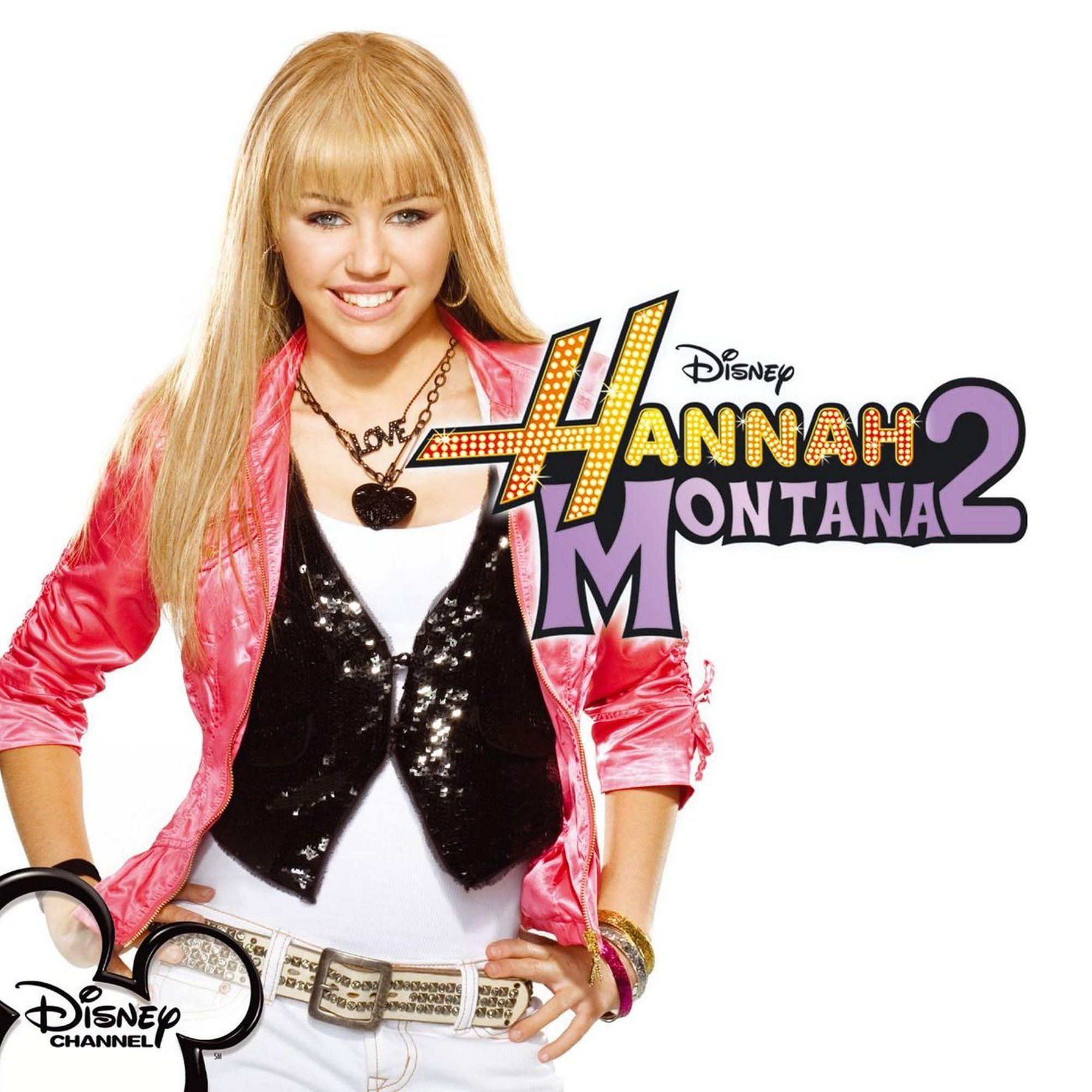 Hannah Montana - Hannah Montana 2: Meet Miley Cyrus album cover