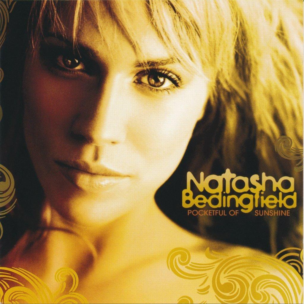 Natasha Bedingfield - Pocketful Of Sunshine album cover