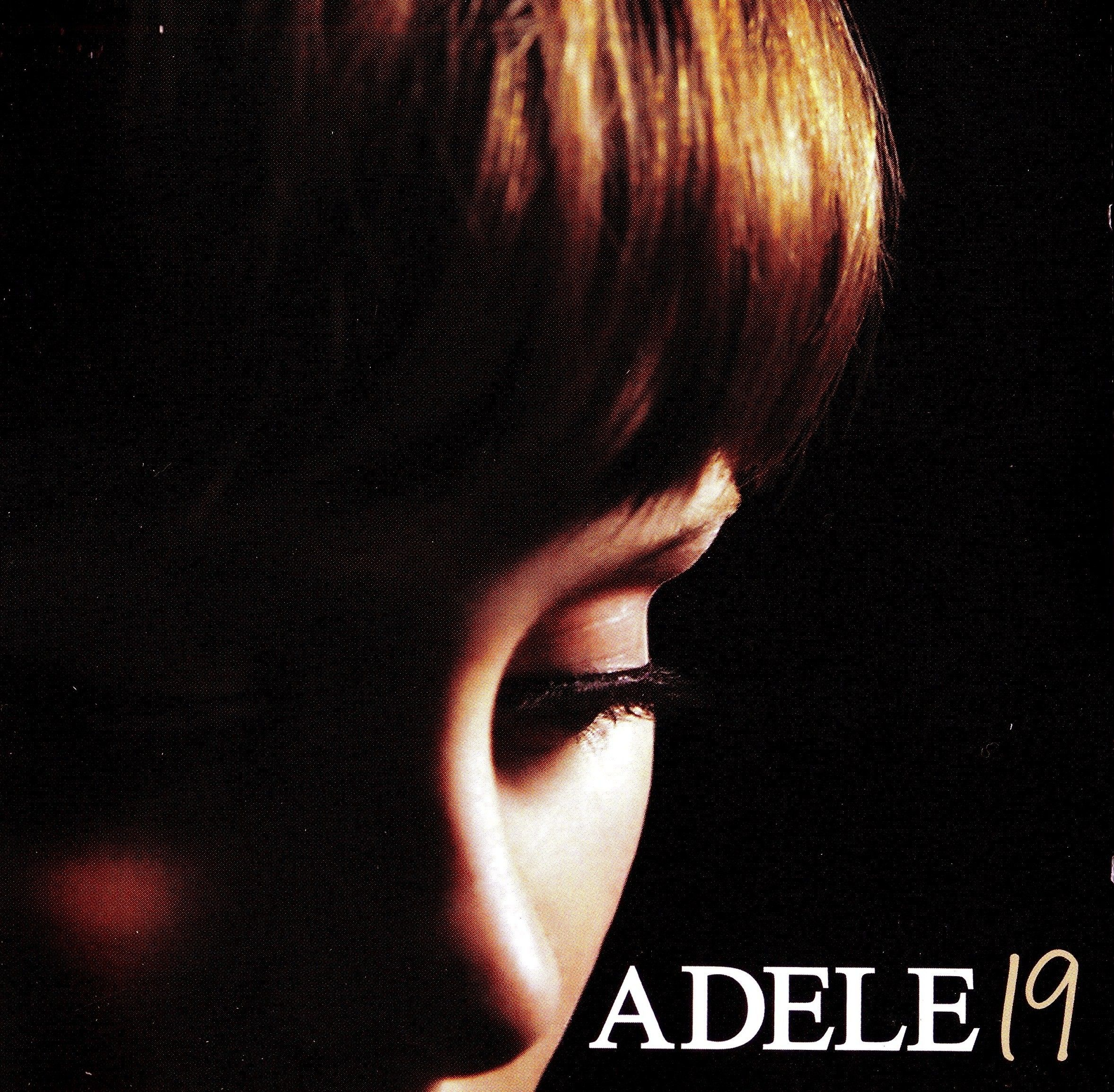 Adele - 19 album cover