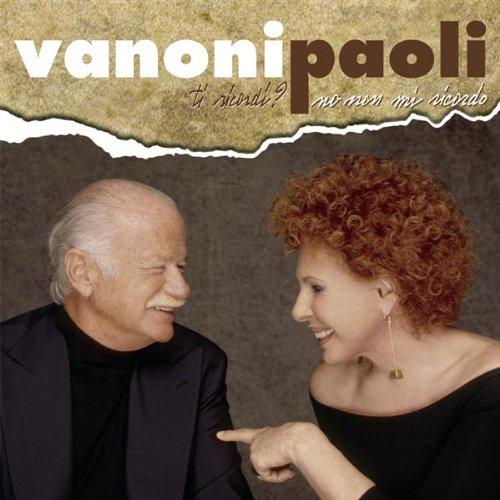 Ornella Vanoni - Ti Ricordi? No, Non Mi Ricordo album cover