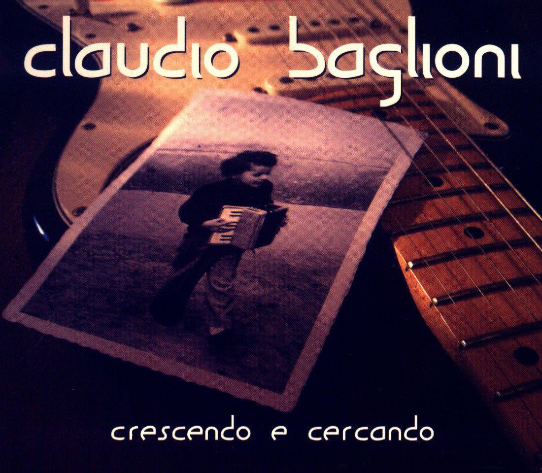 Claudio Baglioni - Crescendo E Cercando album cover