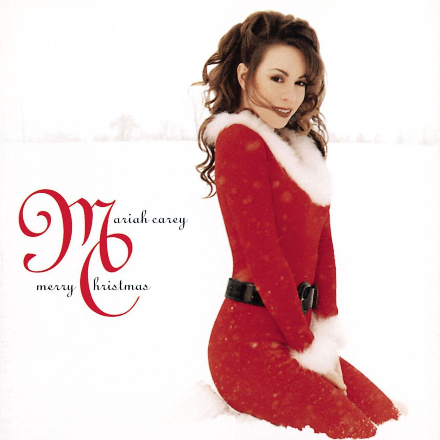 Mariah Carey - Merry Christmas album cover