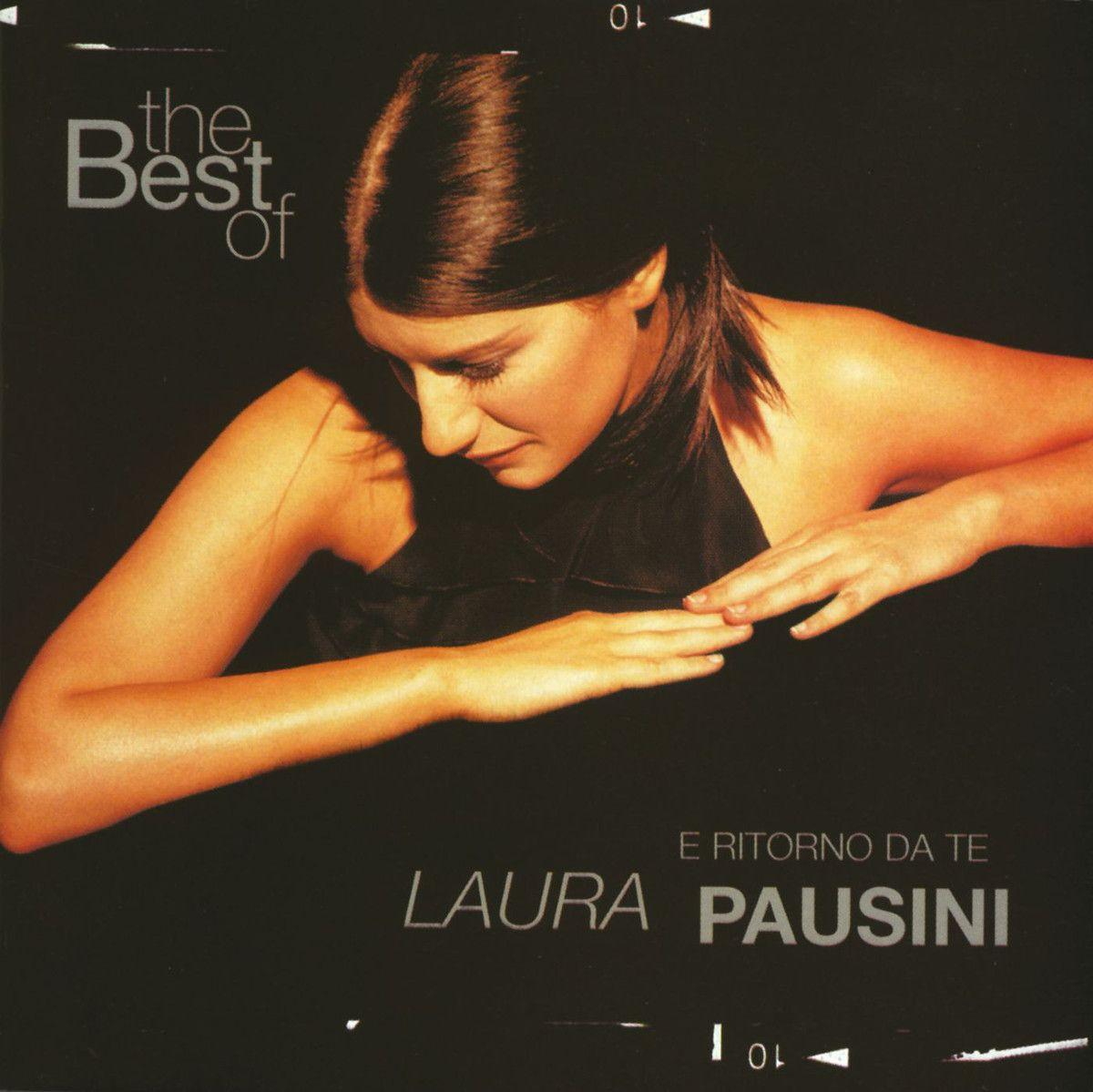 Laura Pausini - The Best Of Laura Pausini album cover