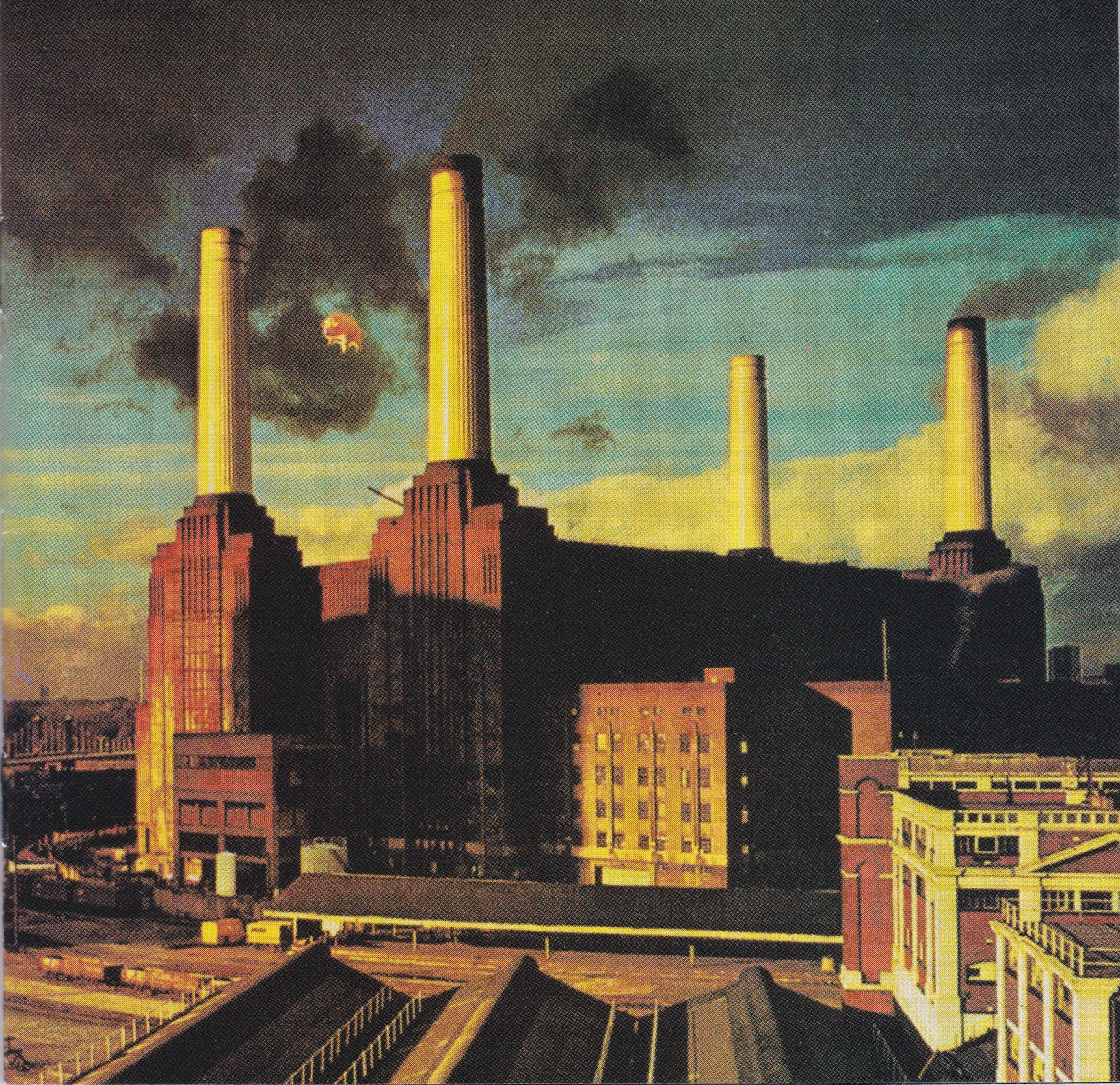 Pink Floyd - Animals album cover