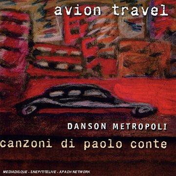 Avion Travel - Danson Metropoli album cover