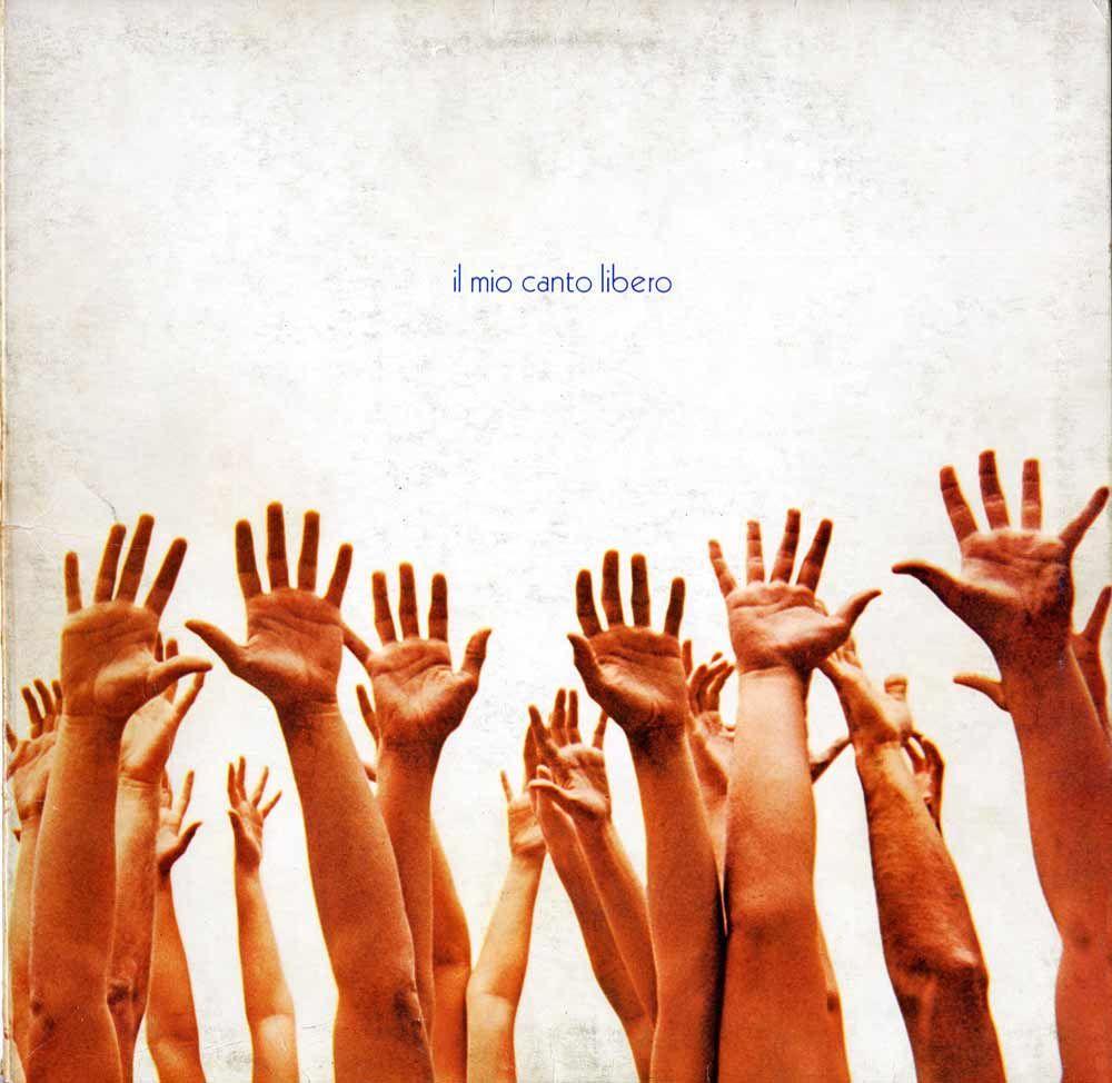 Lucio Battisti - Il Mio Canto Libero album cover