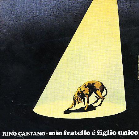 Rino Gaetano - Figlio Unico album cover