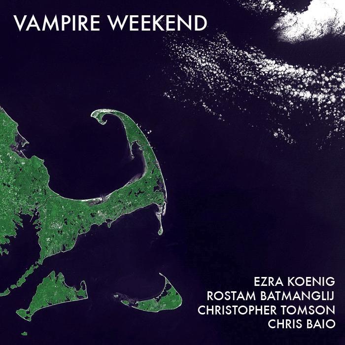 Vampire Weekend - Vampire Weekend album cover