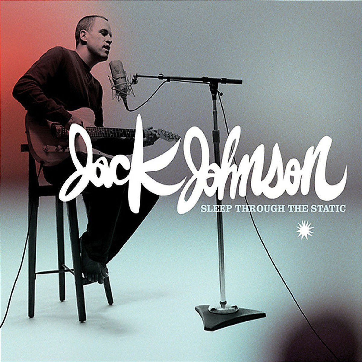 Jack Johnson - Sleep Through The Static album cover