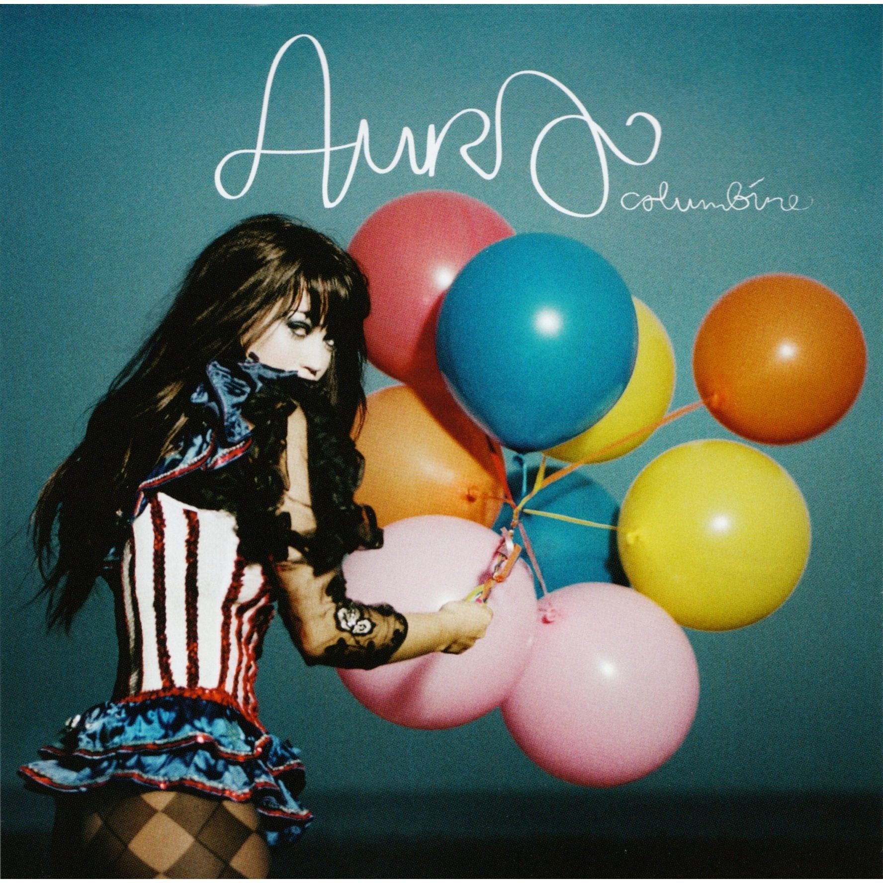 Aura Dione - Colombine album cover
