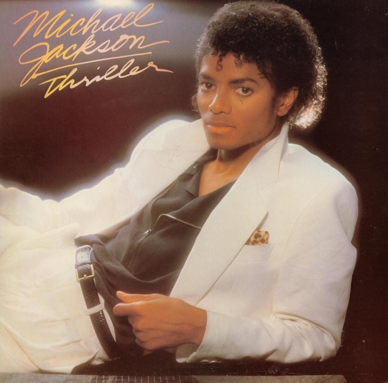 Michael Jackson - Thriller 25 album cover