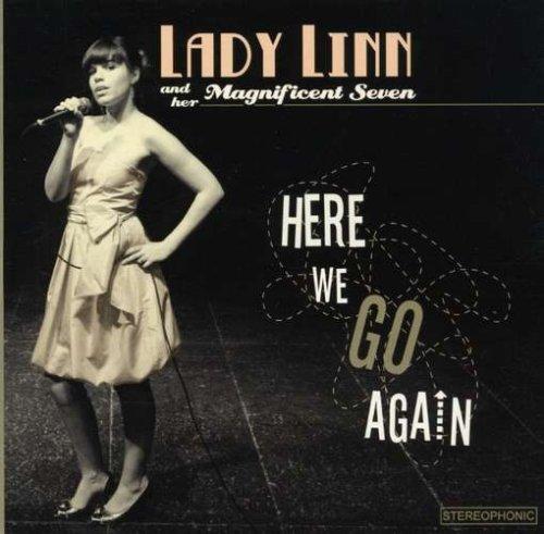 Lady Linn - Here We Go Again album cover